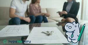 Pomoc rodiny při získání hypotéky