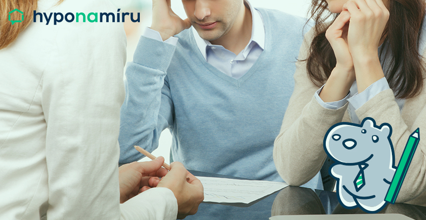 žádost o hypotéku